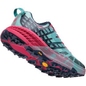 Hoka One One W's Speedgoat 2 Running Shoes canton/dress blues
